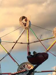 Morton Pumpkin Festival Hours by State Wonders Why Did Safety Door Fly Open On Morton Carnival