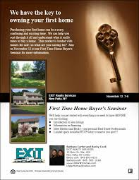 First Time Home Buyers Free Seminar
