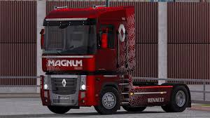 RENAULT MAGNUM ANNIVERSARY EDITON SKIN | ETS 2 Mods - Euro Truck ... Renault Magnum For Euro Truck Simulator 2 Long V926 Used Magnum 480 Tractor Units Year 2003 Price 9261 02 Wallpaper Trucks Buses Schwing Concrete Pump Truck Lift 460 Manual 6x2 Lievaart Bv Body Youtube Hollow Point Rack With Lights High Pro 2008 Review Top Speed Two In Winter Editorial Stock Photo Image Gncmeleri V1436