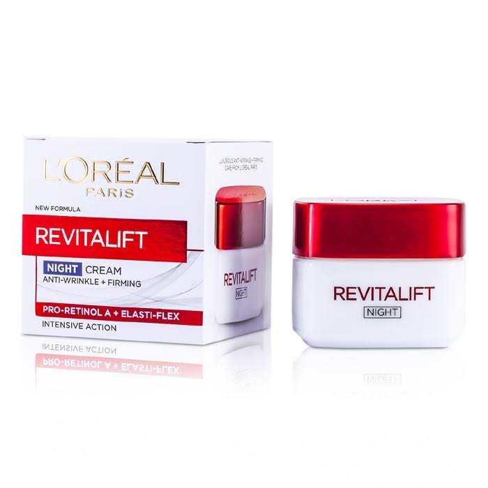 L'Oreal Paris Revitalift Anti Wrinkle Night Cream - 50ml