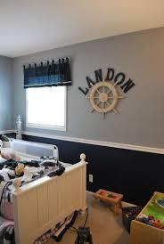 Sailboat Wheel Wall Decor by Best 25 Nautical Boy Rooms Ideas On Pinterest Boys Nautical