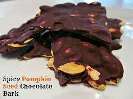 Desserts With Pumpkin Seeds by Spicy Pumpkin Seed Chocolate Bark U2013 The Chocolate Bottle