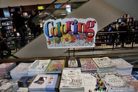 The Latest Lifestyle Craze Adult Coloring Books Lets Buyers Choose From Sanskrit Patterns