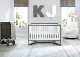 Dressers Delta Children White Grey 027 Tribeca 4 In 1 Crib Room