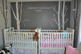 Boy/Girl Twin Nursery. Pottery Barn Cribs That Can Be Coverted ... How To Get The Pottery Barn Look Even When You Dont Have Pottery Barn Babies Baby And Kids 16 Best Items From Monique Lhuillier For Carolina Charm Nursery Update Wall Paint Polka Dots Option Baby Catalog Nursey Most Popular Registry Rocker Reviews Lay Girls Shared Owl Nursery Babies Room Aloinfo Aloinfo 131 Best Gender Neutral Ideas Images On Pinterest