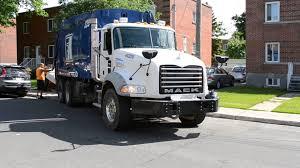 100 Old Mack Truck Garbage Trash Garbage S