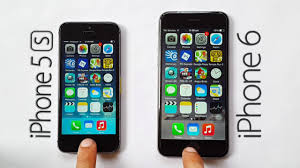 iPhone 6 vs iPhone 5S Speed Test