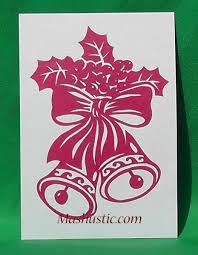 Christmas Paper Cutting