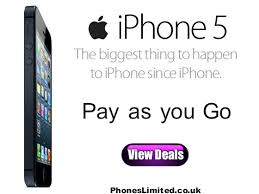 Pay As You Go Deals Released for the iPhone 5 by Orange – Phones