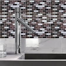 selbstklebende 3d aufkleber glitzer pu küche badezimmer