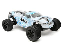 ECX Circuit 1/10 RTR 2WD Electric Stadium Truck (White/Blue ...