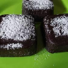 choco lava cake kukus