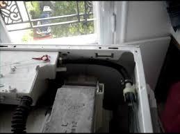 fuite lave linge