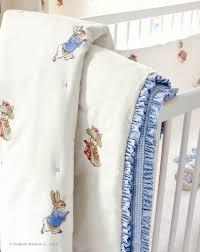Peter Rabbit Bedding by Nursery Planning U2014 Baker Ballard Interiors
