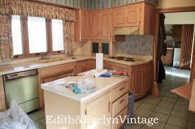 Updating A 1970s Kitchen