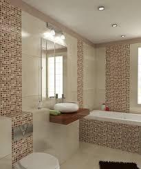 bilder 3d interieur badezimmer braun beige weiß baie bucur 7