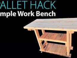 30 Simple Woodworking Bench Youtube Egorlincom