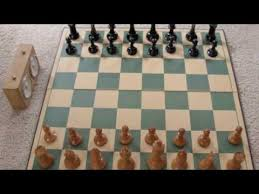 How To Set Up The Chess Board