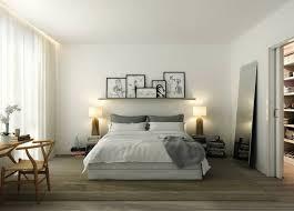 Contemporary Scandinavian Bedroom Ideas