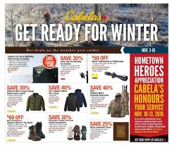 Cabela's Flyer November 3 To 16 Canada Cabelas Black Friday 2017 Sale Store Hours Cyber Monday Flyer December 14 To 20 Canada Flyers 16 Best Diy Network Man Cave Images On Pinterest Winter Boot Montreal Mount Mercy University 11 Places Score Inexpensive Hiking Gear Cabelas Hashtag Twitter