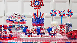 Cakes Decorated With Sweets by 4th Of July Treats Display Idea Patriotic Sweets And Treats