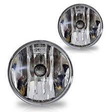 fit for 2007 ford escape replacement fog light 5202 halogen pair