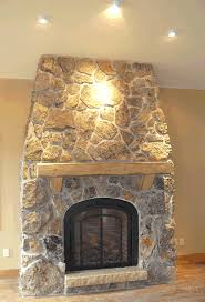 Fireplaces Pinterest Rock Fireplaces Painted Rock Fireplaces