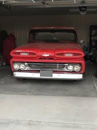 1960 Chevy Apache - Nakia Villarreal - LMC Truck Life