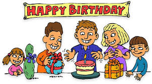 Happy Birthday Free Clipart Animations