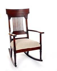 Vintage Banana Rocking Chair by Identifying Old Rocking Chairs Lovetoknow
