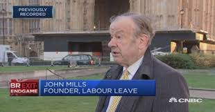 100 John Mills Architect Mays Brexit Deal Leaves UK Subservient To The EU Labour Leave