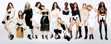 This Truly Inclusive High Fashion Shoot In Partnership With The Straight Curve Documentary