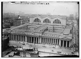 Penn Station Farley Post fice Moynihan Station