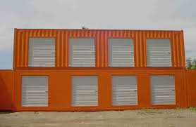 100 Luxury Container House Converted Home Storage Units Kings Sea Construction
