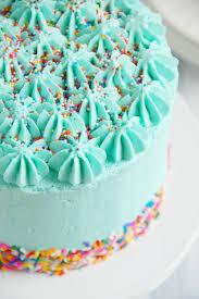 Funfetti Celebration Cake gluten & dairy free} The Kitchen McCabe