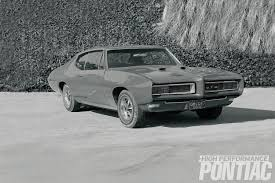 1968 Pontiac GTO - Motor Trend Car Of The Year Award - HPP - Hot Rod ...