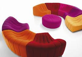 steiner canape canapé modulable design original en tissu chromatique by kwok