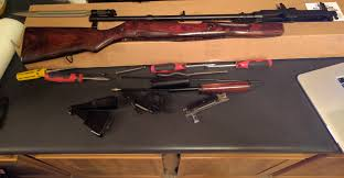 Cabelas Gun Cabinet by Bought A 1954 Russian Sks From Cabelas Last Week During The 200