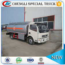 100 Used Fuel Trucks For Sale Hot Dongfeng 4x2 8000liters Diesel Gasoline Tanker Tank