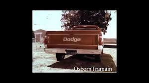 100 1972 Dodge Truck Pickup Commercial No 2 YouTube