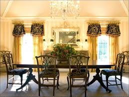 White Kitchen Curtains With Black Trim by 40 Inch Long Kitchen Curtains Full Size Of Curtain Styles Purple