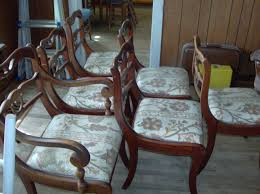 100 Duncan Phyfe Folding Chairs 18901916 Brickwede Style Table And Chairs For Sale