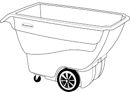 Plastic Tilt Truck - Max. 272.2 Kg | 1011 Series - Rubbermaid - Videos Rubbermaid Fg102800bla Rectangle Dome Tilt Truck Lid Plastic Black Cart Wheels Trash Cans Rubbermaid 135 Cu Ft Capacity 450 Lb Load Akro Mils 60 Gal Grey Without Tilt Truck Max 2722 Kg 1011 Series Videos Rotomolded By Commercial Rcp1314bla Cleaning Equipment Supplies Refuse Control Debris Removal Carts Trucks In Stock Uline Abandoname Dump 1 2 Cubic Yard 850pound