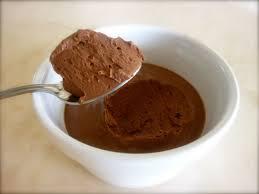 crème chocolat pralinoise au tofu soyeux gourmandises bavardages