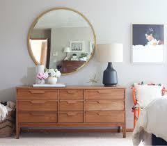 Dresser Mirror Mounting Hardware by Best 25 Mid Century Dresser Ideas On Pinterest Mid Century