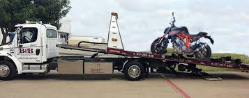 Motorcycle Towing Services In Dallas Fort Worth Texas