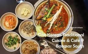 traditional cuisine oiso traditional cuisine café bangsar south foodeverywhere