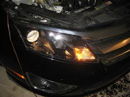 fusion headlight bulbs replacement guide 024