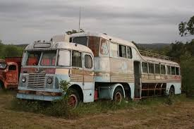 Now This One Would Make A Cool 5th Wheel RV