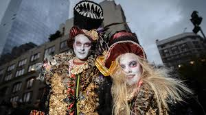 Famous Halloween Characters List by Halloween In Nyc Guide Highlighting The Spookiest Fall Events